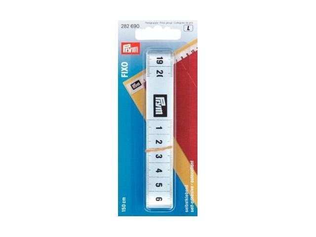 Prym Massband Fixo Plus selbstklebend 150 cm / cm