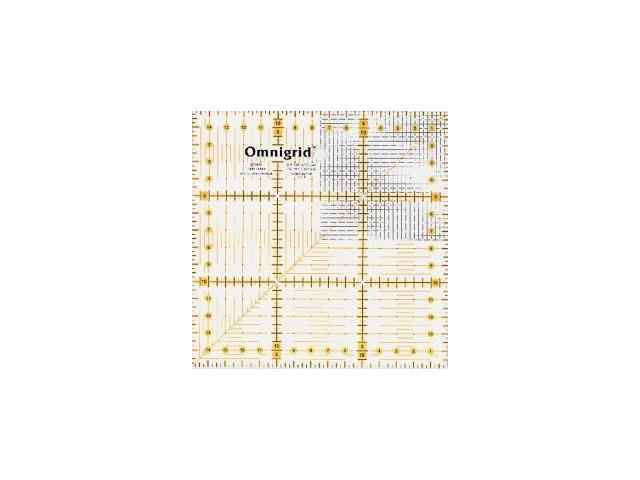 Prym Universal-Lineal 15 x 15 cm Omnigrid