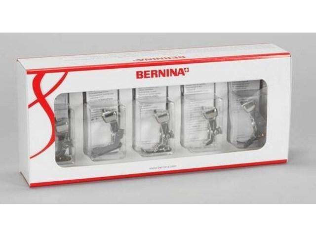 Bernina Nähfuß Set für Dual-Transport 8er Serie
