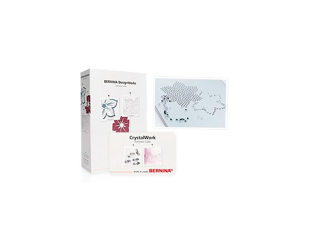 Bernina DesignWorks Software Paket: CrystalWork