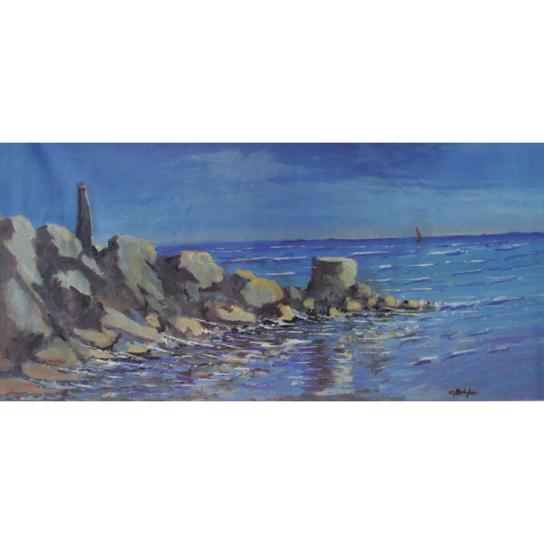 Maler Panneaux 156 x 79 cm  - Medaglini