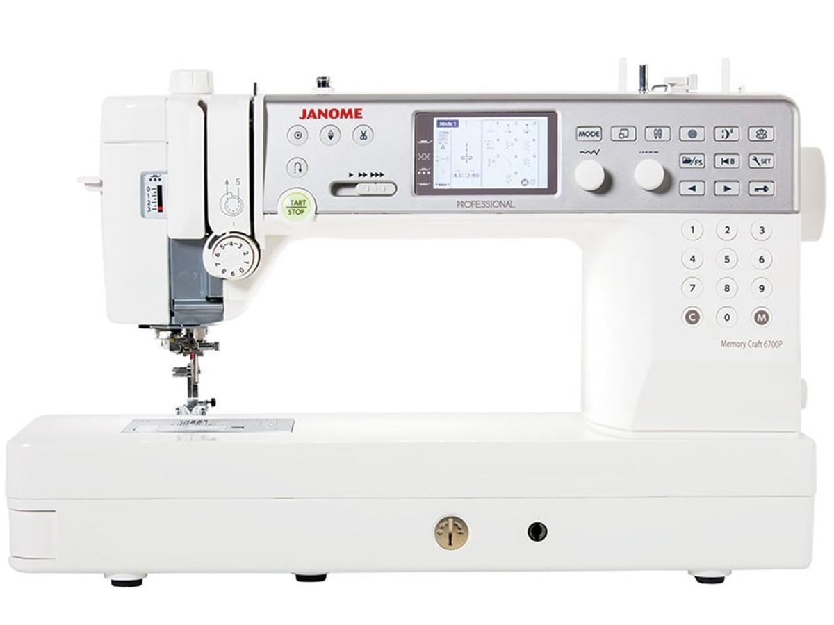 Janome 6700 MCP