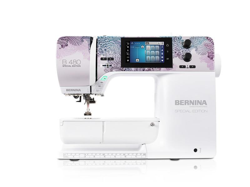 Bernina B 480 Special Edition