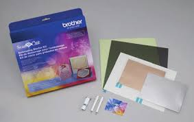 brother Embossing Starter Kit