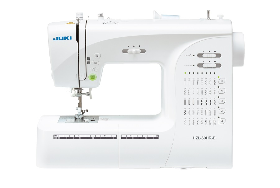 JUKI HZL-H60 mit 40 Stichprogrammen