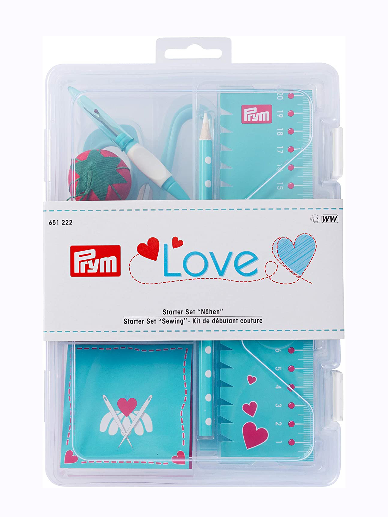 "Prym Love Starter Set ""Nähen"""