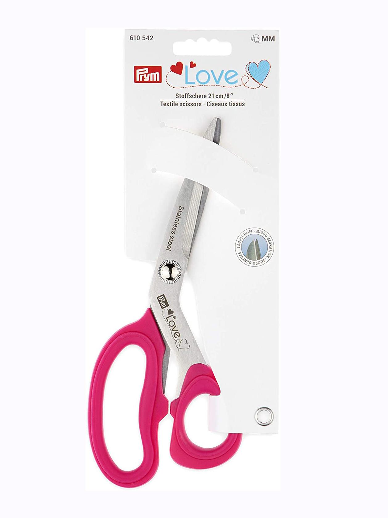 Prym Love Stoffschere 21cm