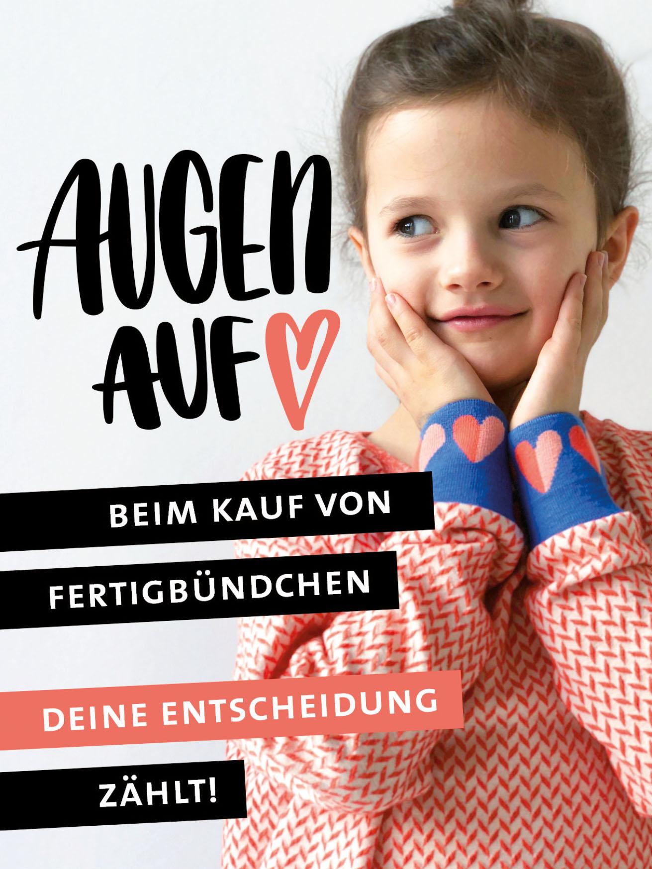 CUFF ME Bündchen BIO-Baumwolle WAVE WM Collection