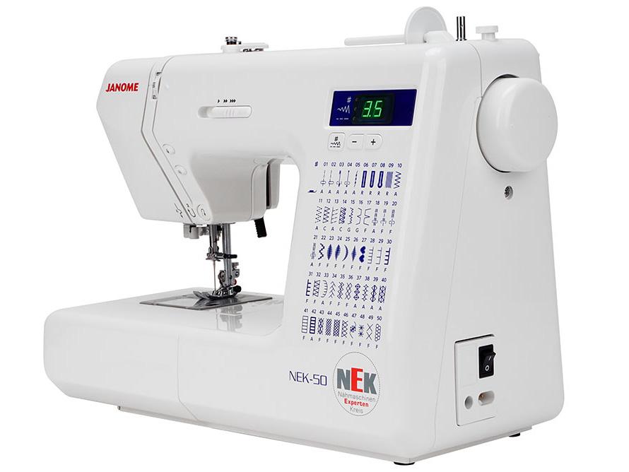Janome NEK-50 Sondermodell