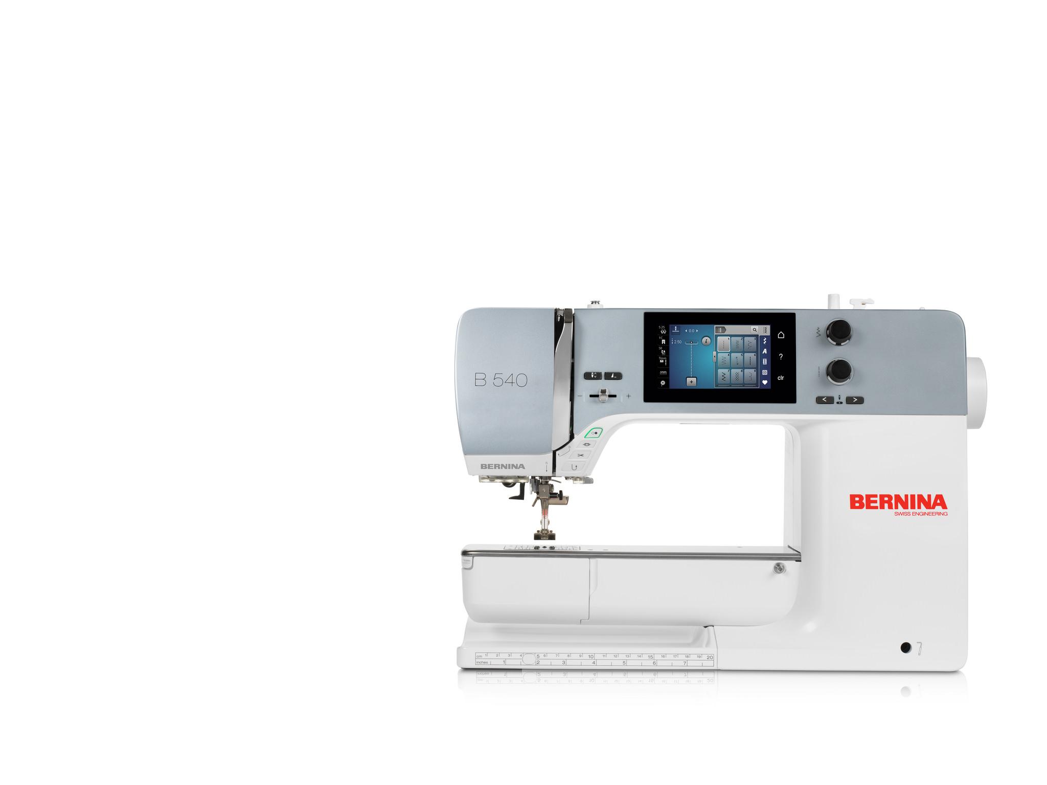 Bernina 540 B9 Greifer - inkl. Stickmodul