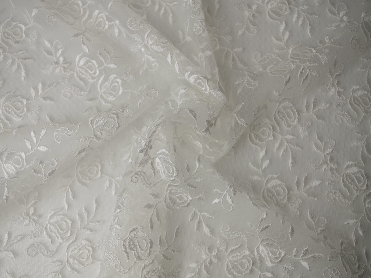 Couture Tüllspitze ivory