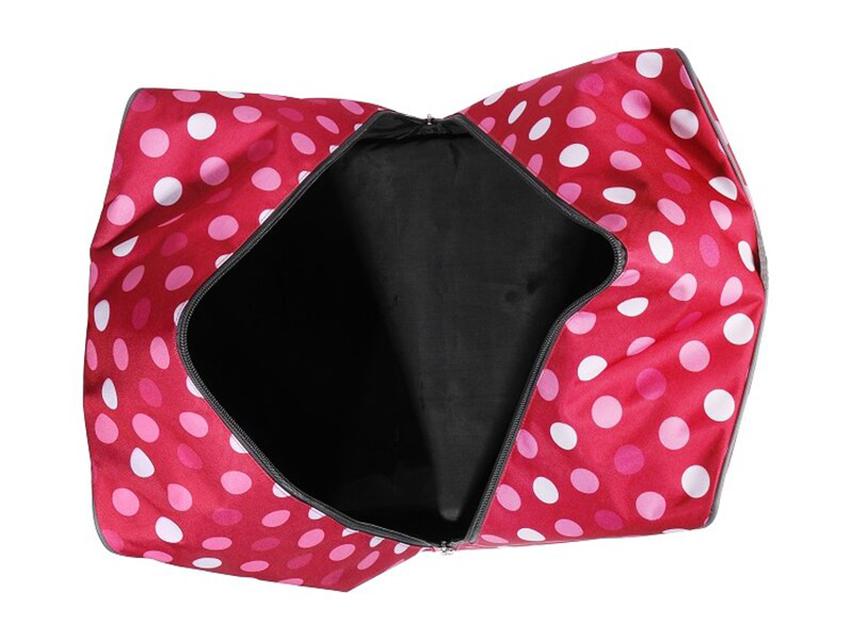 Overlocktasche schwarz XL Carry Bag 44x37x41cm