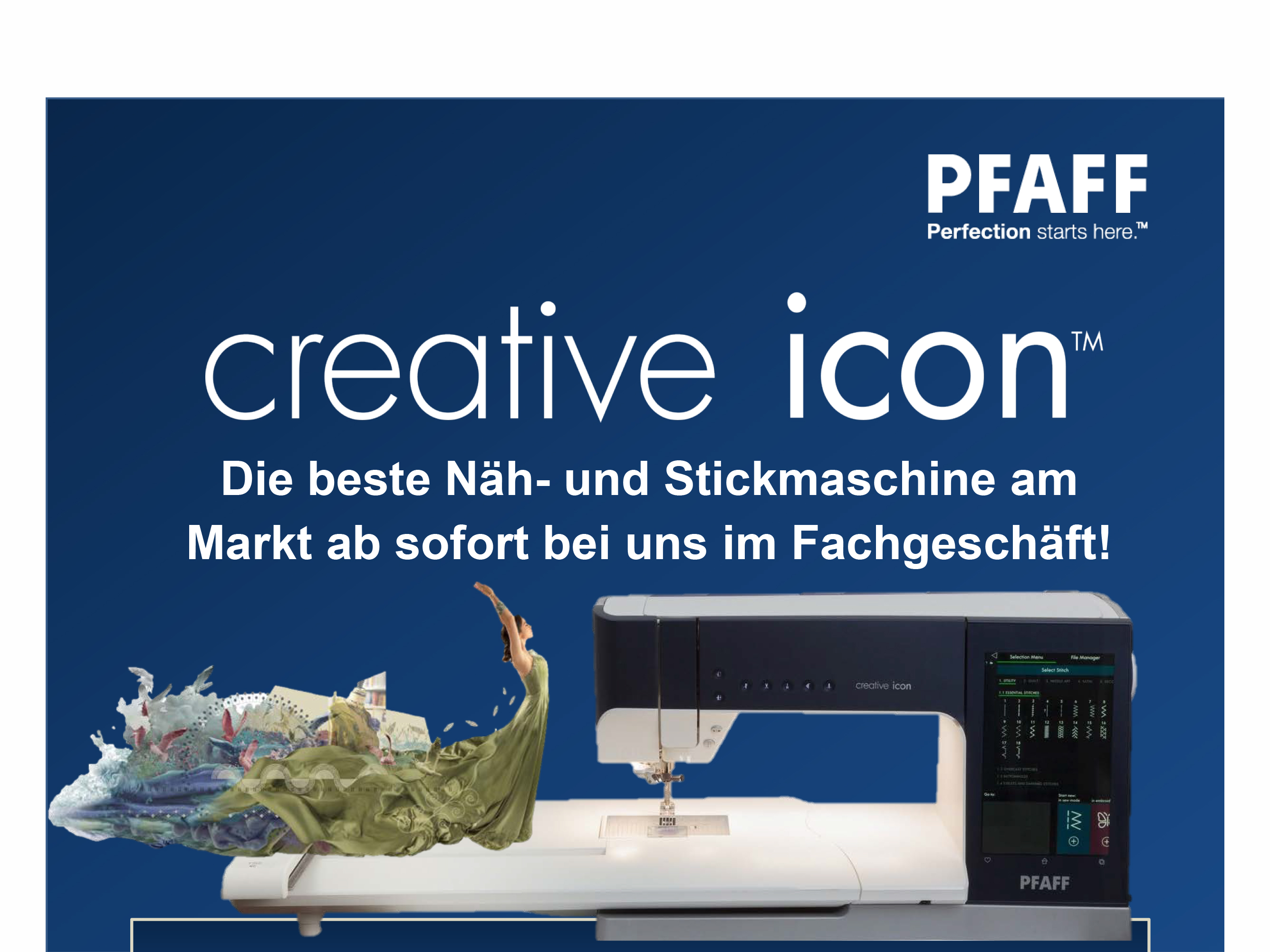 PFAFF creative icon