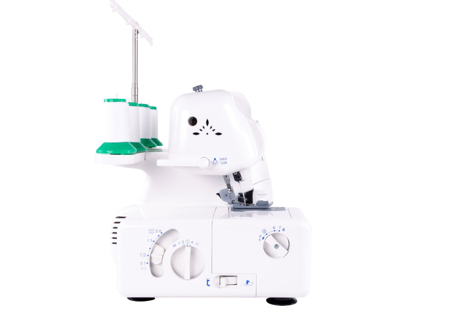 Gritzner 788 Overlock mit LED-Beleuchtung